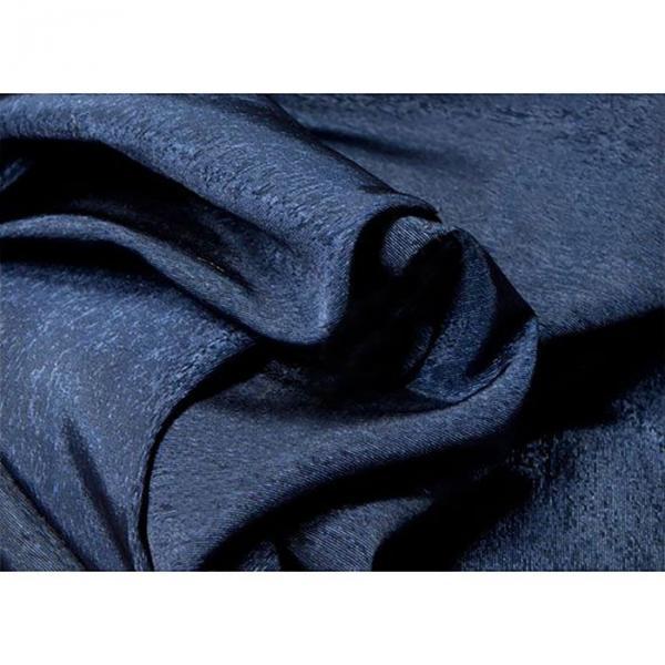 Ткань портьерная в рулоне, ширина 280 см, однотонная, жаккард 57807