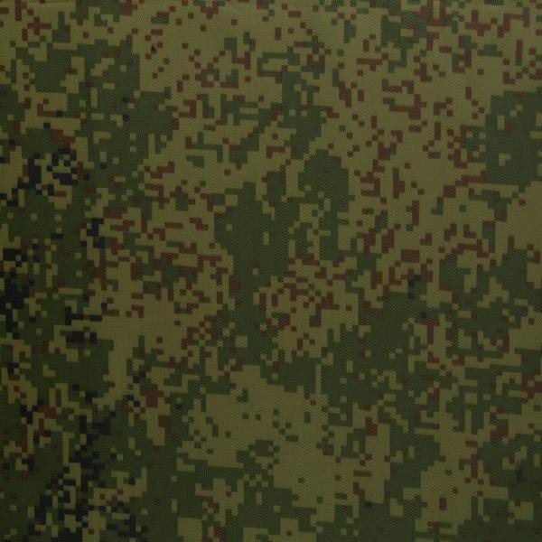Ткань плащевая ОКСФОРД 210, ПУ 1000, принт цифра, 95 пог. м.