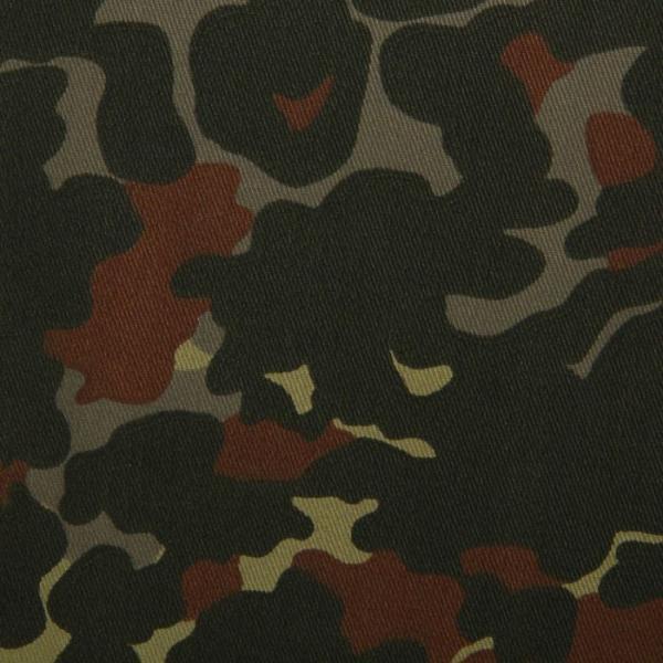 Ткань для спецодежды Темп-210, принт степь, 75 пог. м.