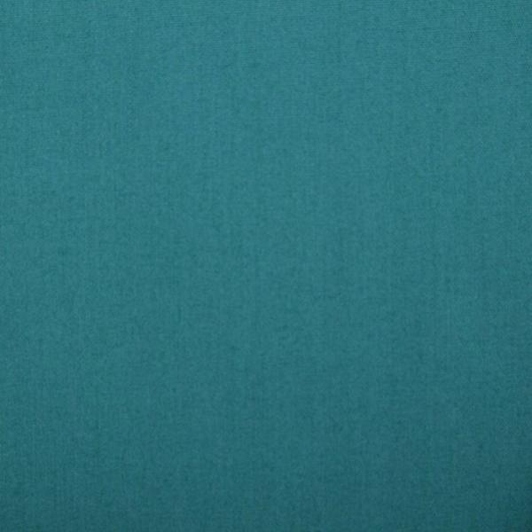 Ткань сорочечная, цвет бирюза, 105 пог. м.