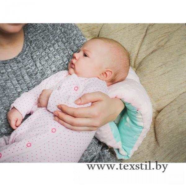 Фото Товары для детей, Товары для мам, Подушки для беременных Подушка многофункциональная для кормления и укачивания
