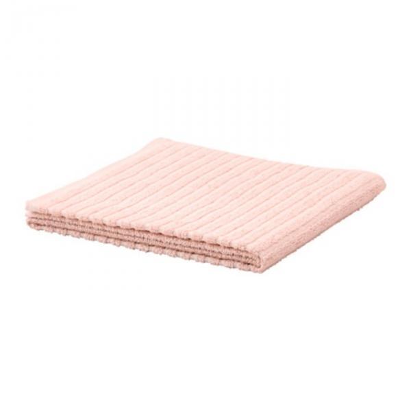 Полотенце махровое ВОГШЁН, размер 50х100 см, цвет бледно-розовый