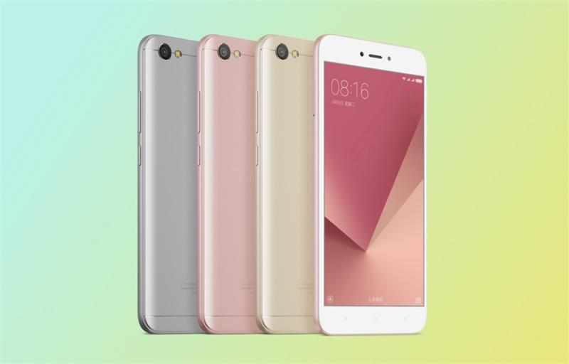 Глобальная версия Xiaomi Redmi Note 5A