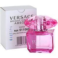 Фото  Тестер женской парфюмированной воды Bright Crystal Absolu Versace