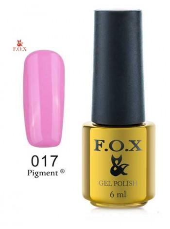 Гель-лак Fox 017 (6мл)