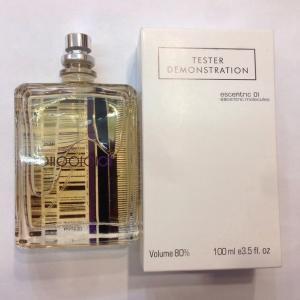 Фото  Тестер парфюмированной воды Escentric 01 Escentric Molecules для мужчин и женщин