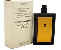 Фото  Тестер The Golden Secret Antonio Banderas для мужчин