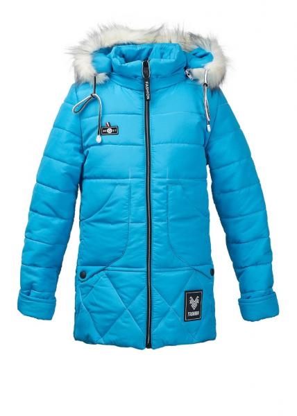 Фото Зимняя одежда для детей, Пальто и курточки для девочек  Зимняя куртка для девочки