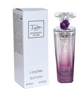 Фото  ТЕСТЕР Tresor Midnight Rose Lancome для женщин ( фиолетовая коробка ) 75 мл