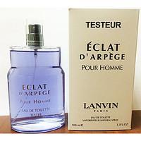Фото  Тестер мужской Eclat d'Arpege Pour Homme Lanvin