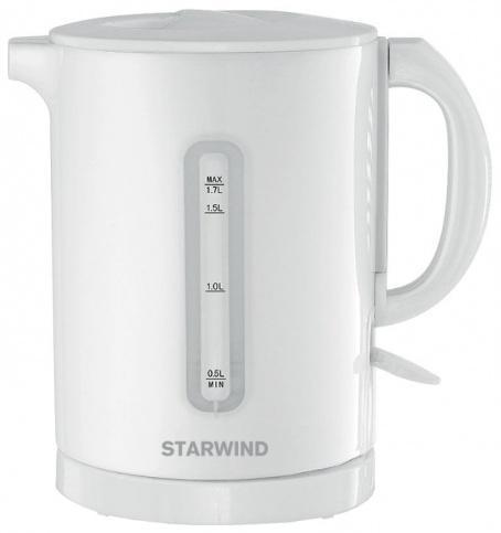 Электрочайник Starwind SKP1431 (белый)