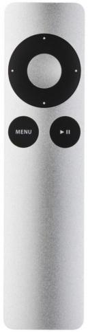 Пульт Apple Remote (серебристый)