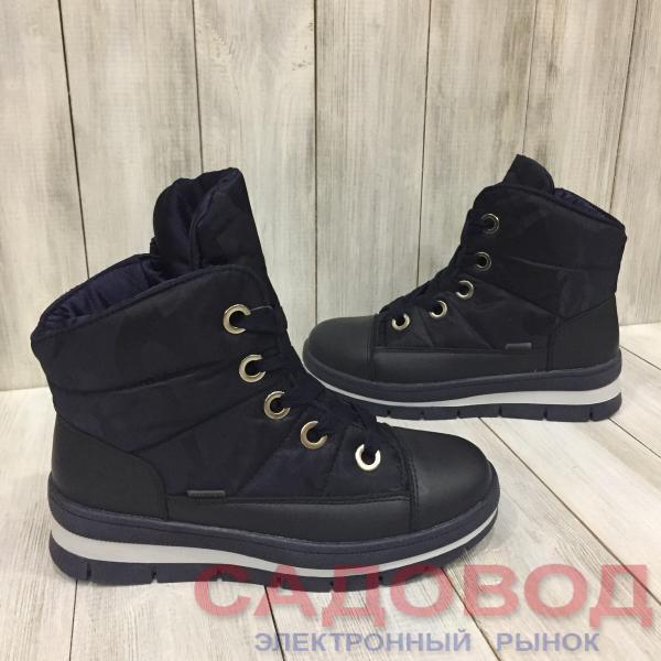 Зимние ботинки под Тимбы