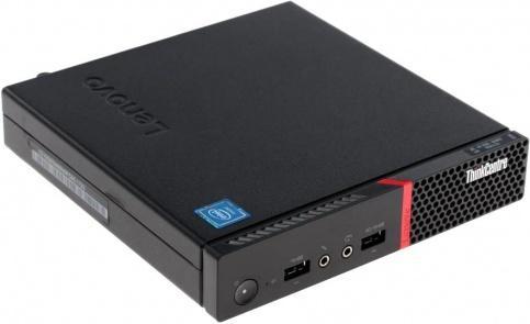 Системный блок Lenovo ThinkCentre M600 10KGS06S00 (черный)