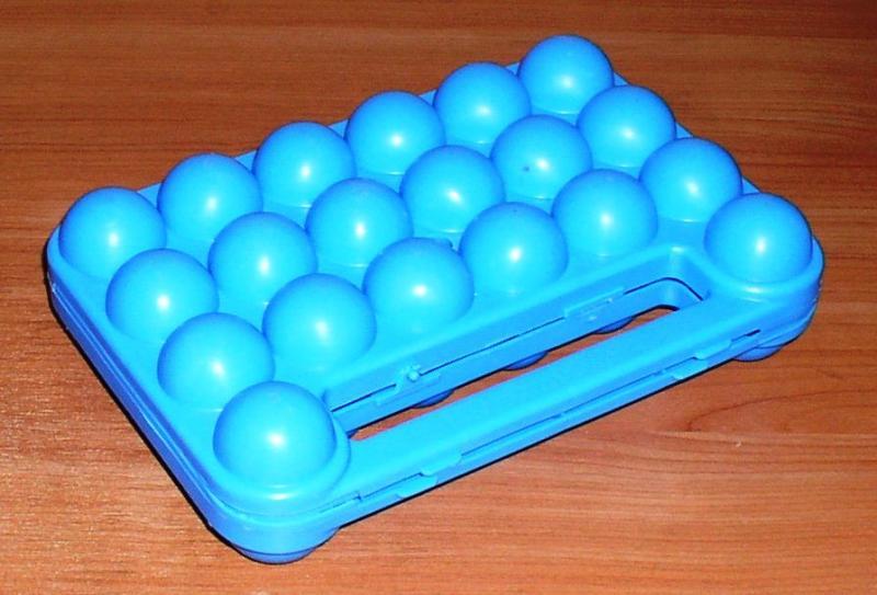 Переносной контейнер для яиц *7081
