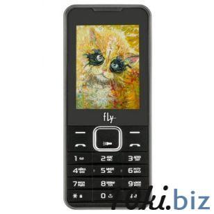 Телефоны Fly - Fly FF243 Black