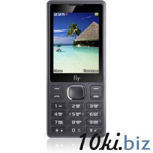 Телефоны Fly - FLY FF282 Black