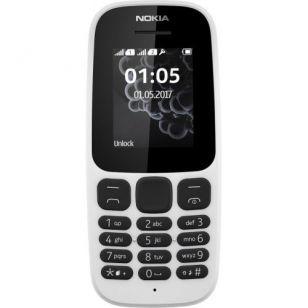 Nokia 105 New White