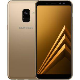 Samsung Galaxy A8+ A730F Gold