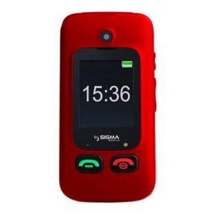 Sigma Comfort 50 Shell Red