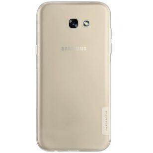 TPU чехол Nillkin Nature Series для Samsung J530 Galaxy J5 (2017) White