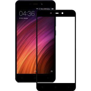 Защитное стекло 3D Xiaomi Redmi 4A Black