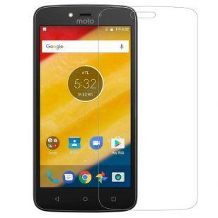 Защитное стекло Motorola Moto C Plus