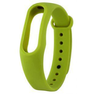Ремешок для Фитнес-трекера Xiaomi Mi Band 2 (OLED) Green