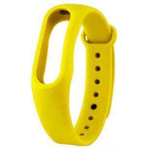 Ремешок для Фитнес-трекера Xiaomi Mi Band 2 (OLED) Yellow