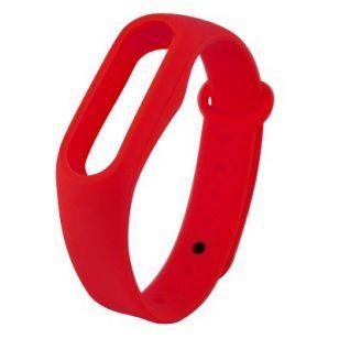 Ремешок для Фитнес-трекера Xiaomi Mi Band 2 (OLED) Red