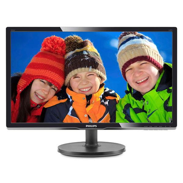 Монитор Philips 206V6QSB6/62 Black