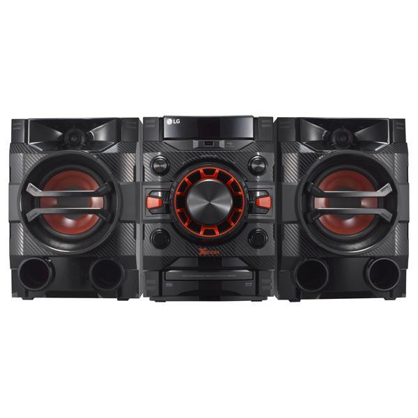 Музыкальный центр Mini LG CM4360