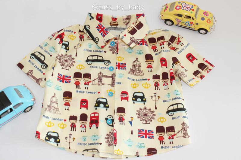 "Рубашка ""Лондон"""