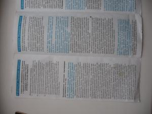 Фото Агитационные материалы  выборов (для любителей и музеев) Биография кандидата в Президенты Украины Премьер - министра Украины В.Ф. Януковича