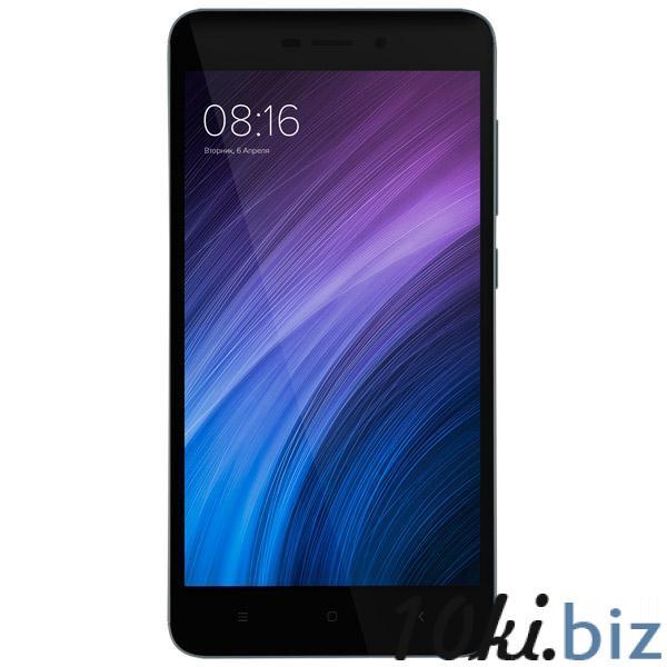Смартфон Xiaomi Redmi 4A 16Gb Gray Xiaomi в России