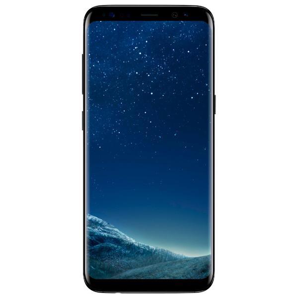 Смартфон Samsung Galaxy S8 64Gb Черный бриллиант