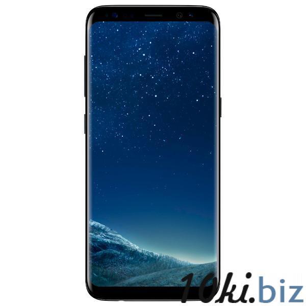 Смартфон Samsung Galaxy S8 64Gb Черный бриллиант Samsung в России