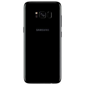 Фото  Смартфон Samsung Galaxy S8 64Gb Черный бриллиант