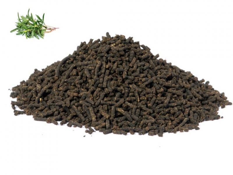 Иван-чай ферментированный гранулированный с чабрецом, 100 г