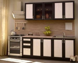 Фото кухни, кухни лдсп МОДЕРН кухня 2,0м. Венге/белфорд