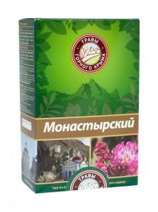 Фото Чаи, Фиточаи в упаковках Крымский фиточай Монастырский, 100 г