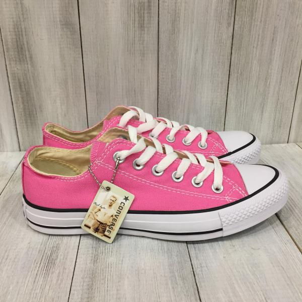 Кеды женские Converse розовые