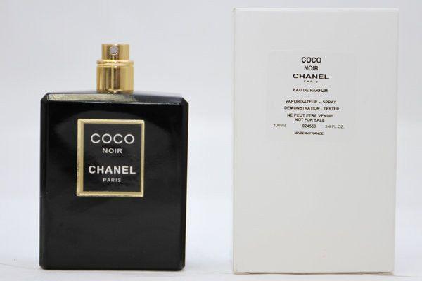 Фото ТЕСТЕРА женских духов Духи Chanel Coco Noir Tester 100 ml Для Женщин
