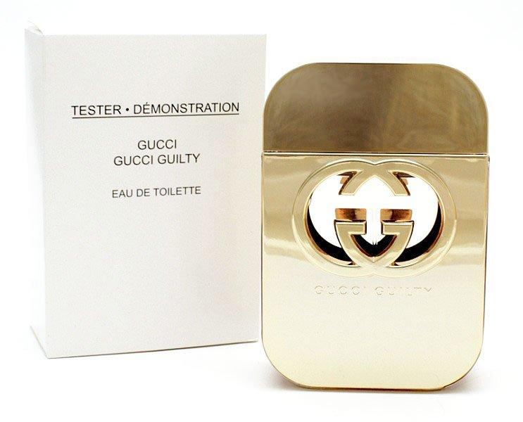 Фото ТЕСТЕРА женских духов Духи Gucci Guilty Tester 75 ml Для Женщин