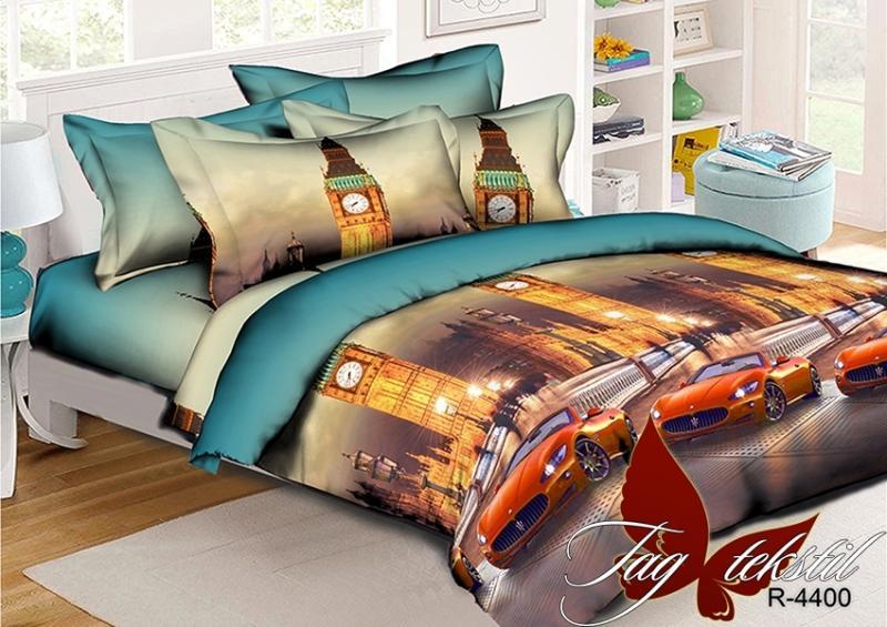 Фото ДЕТСКИЙ ТЕКСТИЛЬ, Постельное детское полуторное  Комплект постельного белья R4400