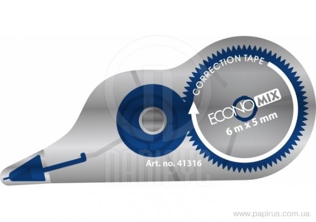 """Корректор ленточный """"Economix"""" 6 м*5 мм"""