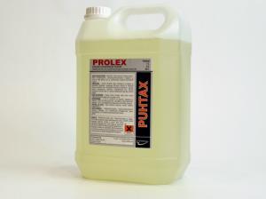 Фото  Сильнодействующее средство для чистки посуды и удаления жира Prolex (1 л.)