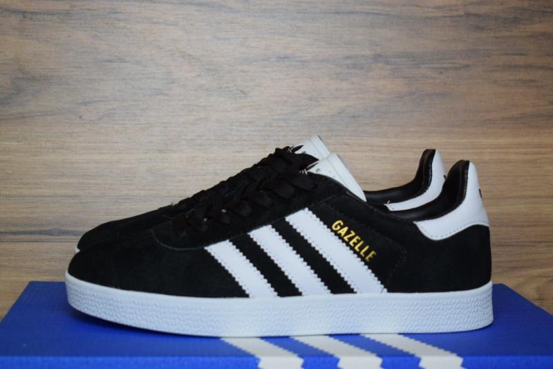 Adidas Gazelle Black (36-41)