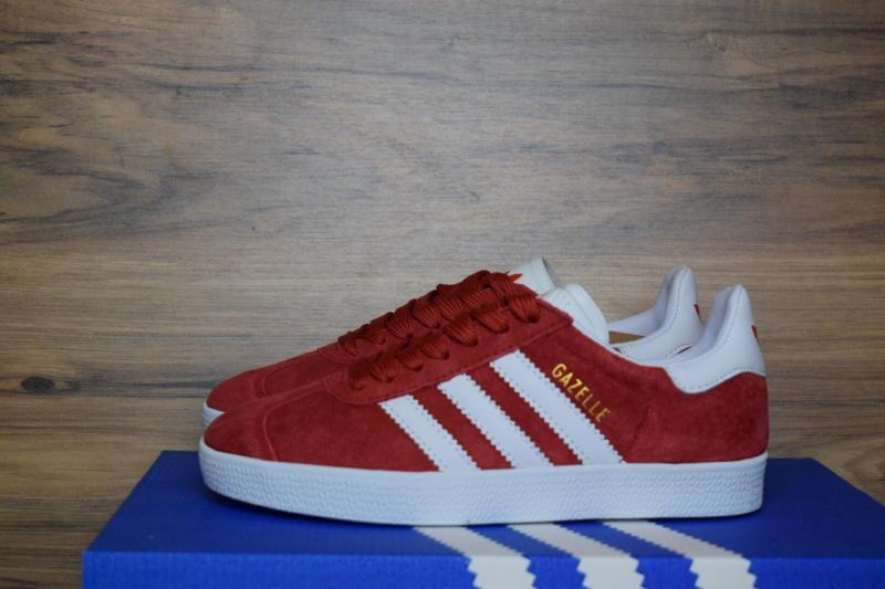 Adidas Gazelle Red (36-40)