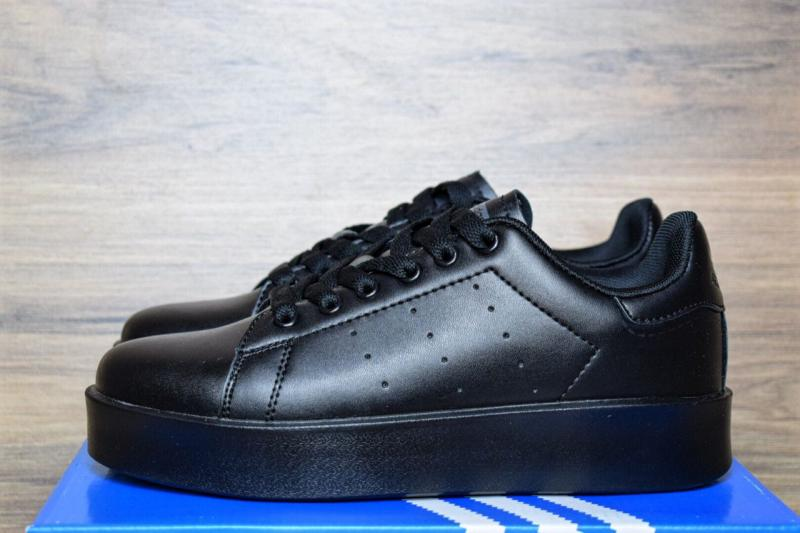 Adidas Stan Smith Black (36-41)